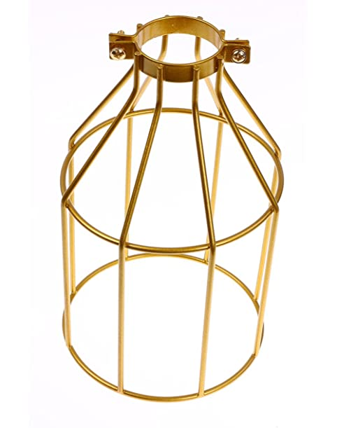 Mini skater industrial metal open style bird cage lamp bulb guard mini skater industrial metal open style bird cage lamp bulb guard wire light shade for pendant aloadofball Image collections