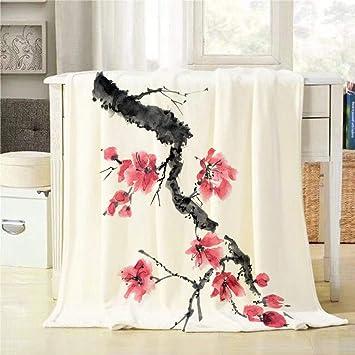 Amazon.com: Mugod Sakura - Manta para pintar, acuarela y ...
