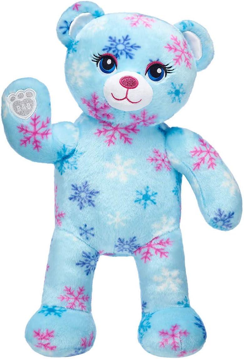 Build A Bear Workshop Online Exclusive Snow Much Fun Bear