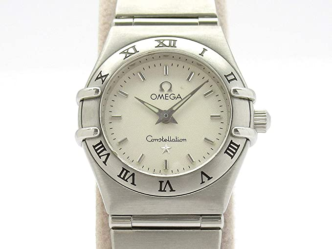 timeless design 8b2b9 620db Amazon | (オメガ)OMEGA 腕時計 コンステレーション ミニ SS ...