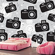 ZLJTYN 270cmX180cm Custom papel DE parede infantil 3d camera murals for children room sitting room bedroom wall waterproof wallpaper