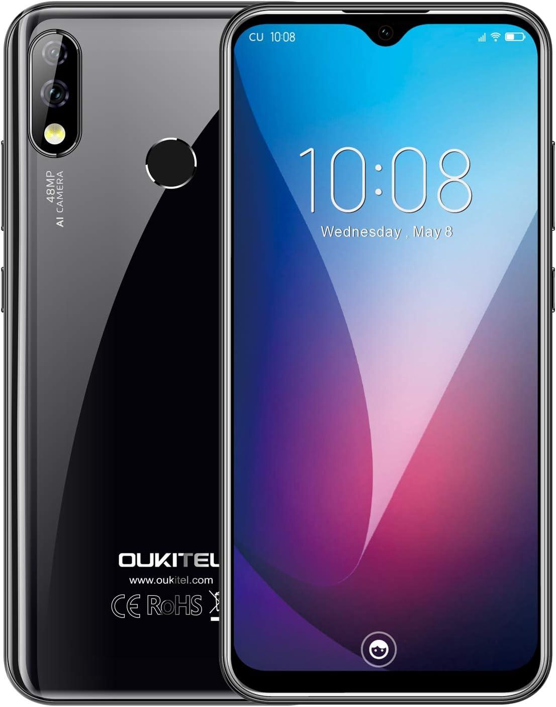 OUKITEL Y4800 teléfono Inteligente Dual de 4G voltios, Pantalla de ...