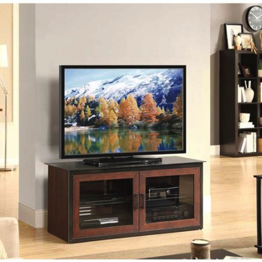 Amazon whalen brown closed door 3 in 1 tv stand for tvs up to amazon whalen brown closed door 3 in 1 tv stand for tvs up to 52 brown electronics planetlyrics Choice Image