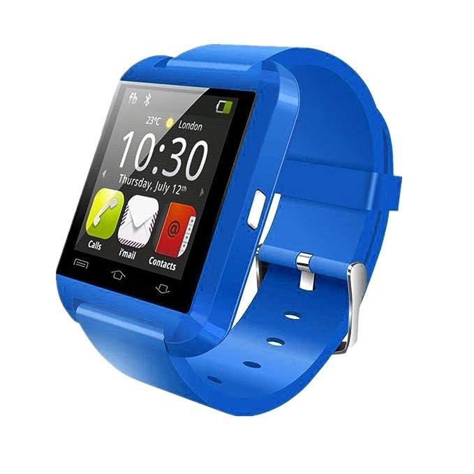 ARBUYSHOP inteligente reloj U8 Deporte Bluetooth SmartWatch ...