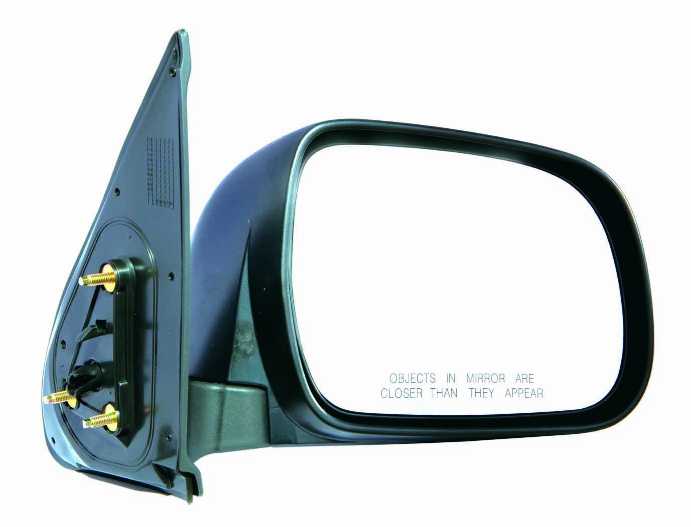 Depo 312-5411L3MF Toyota Tacoma Driver Side Textured Manual Mirror
