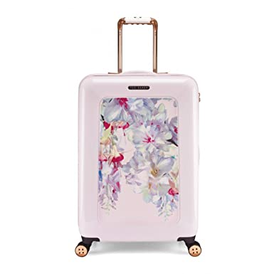 2a58fa8f399b4 Ted Baker Hanging Gardens 4Wheel Luggage (SMALL)