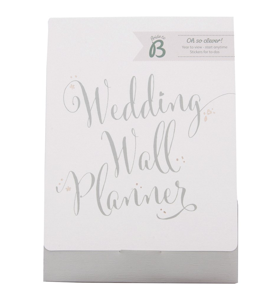 Busy B Bride To BWedding Wall Planner