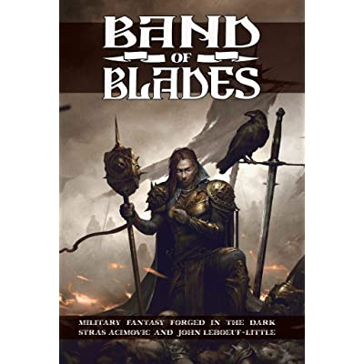 Band of Blades RPG: Blades in The Dark System: Toys & Games