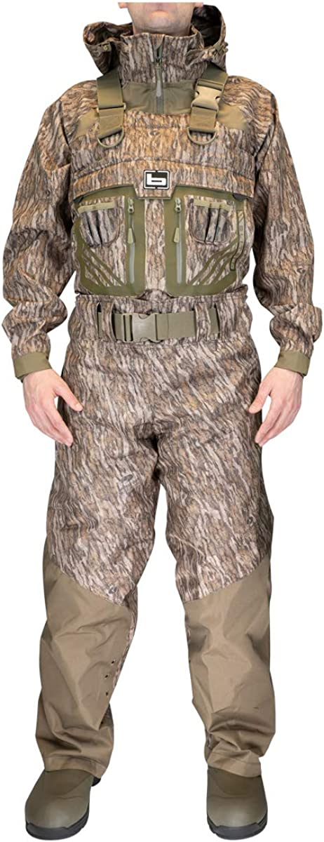 Image of Banded RedZone Elite Breathable Insulated Wader, Color: Timber (B1100001-TM) Camouflage Accessories