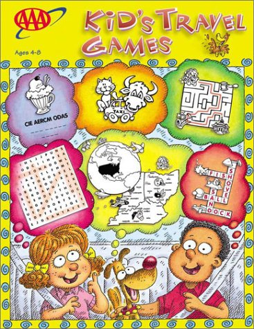 Kids Travel Games: Activities That Educate and Entertain While You Travel!