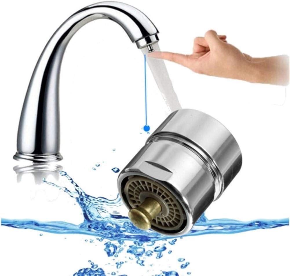Válvula de aireación de grifo de ahorro de agua Aireador de grifo ...