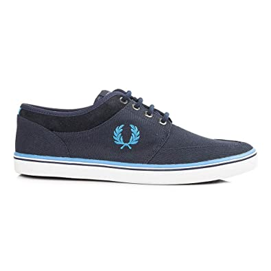 Baskets Fred Perry Stratford Canvas dM1vod