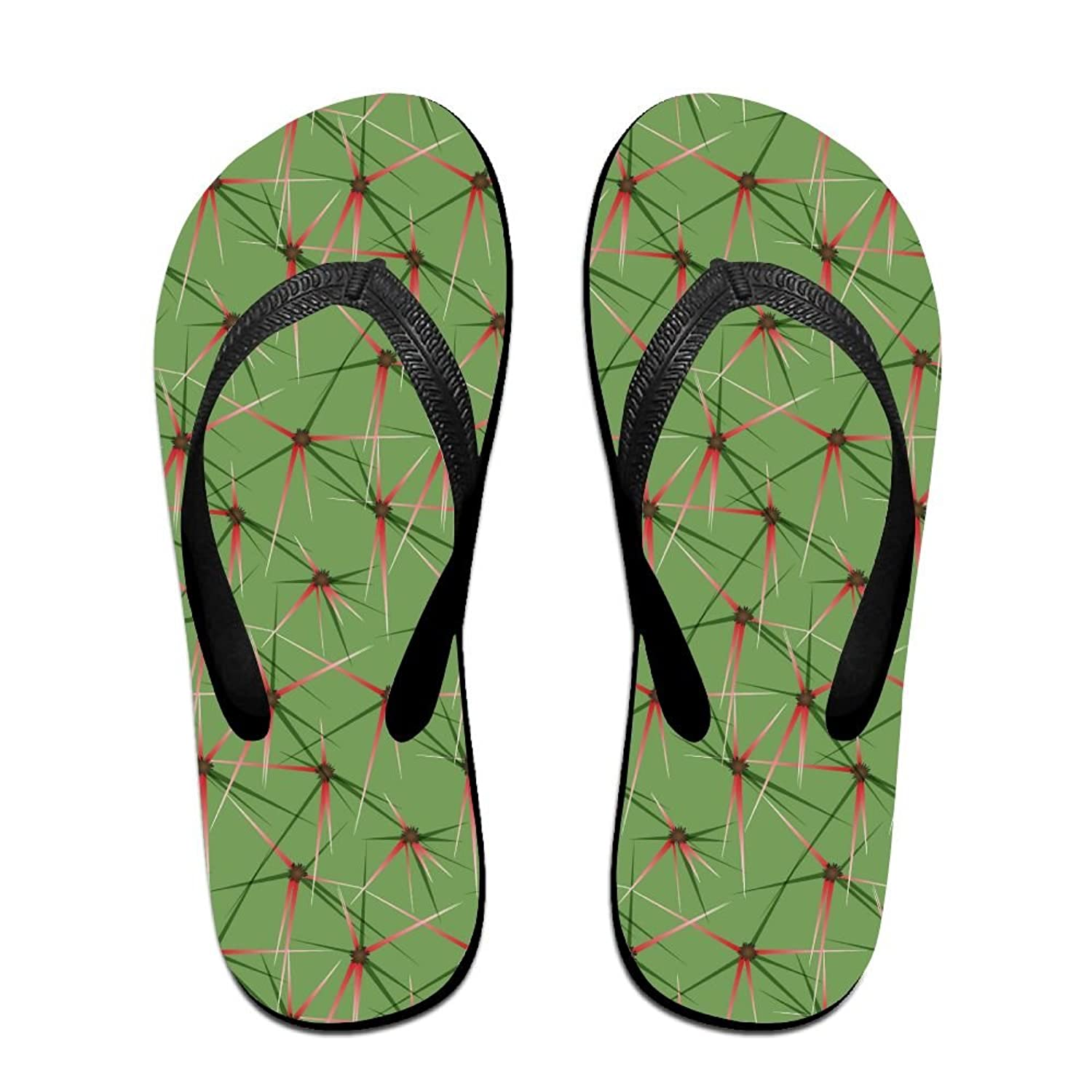 ce66ae76f 60%OFF Cactus Spine And Rib Vintage Flip Flop Sandals Casual Outdoor  Slippers Platform Shoes