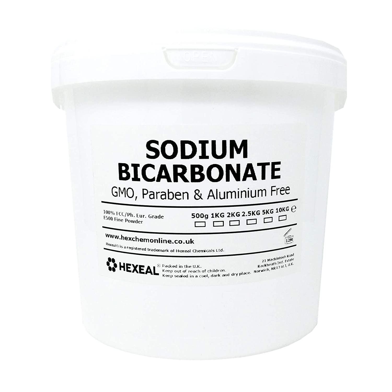 SODIUM BICARBONATE of Soda   5KG BUCKET   100% BP/Food Grade ...