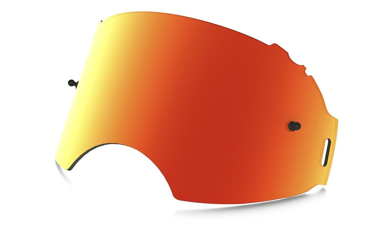 oakley airbrake mx fire iridium lens