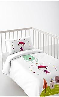 Pikolin Home - Edredón/Relleno nórdico infantil de fibra ...