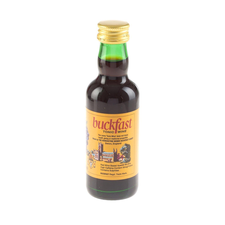 Buckfast Tonic Wine / Aperitif 5cl Miniature: Amazon.co.uk: Grocery