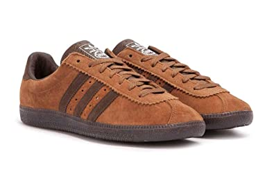 coupon codes buy best official site adidas Herren Padiham Spezial Hohe Sneaker Braun Brown/Black ...