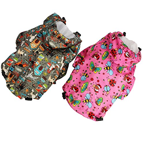 Top 10 Best Dog Raincoats For Small Dogs For 2019 Allace