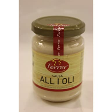 Ferrer - Salsa All I Oli, 140 gr