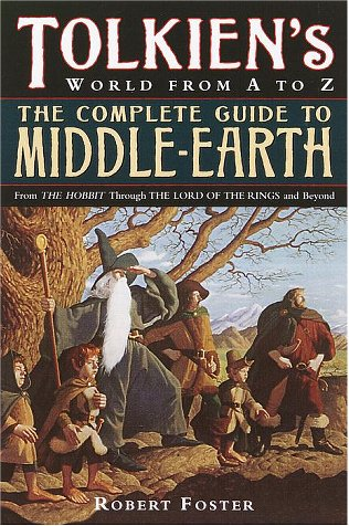 Tolkien's World from A to Z: The Complete Guide to Middle-Earth PDF