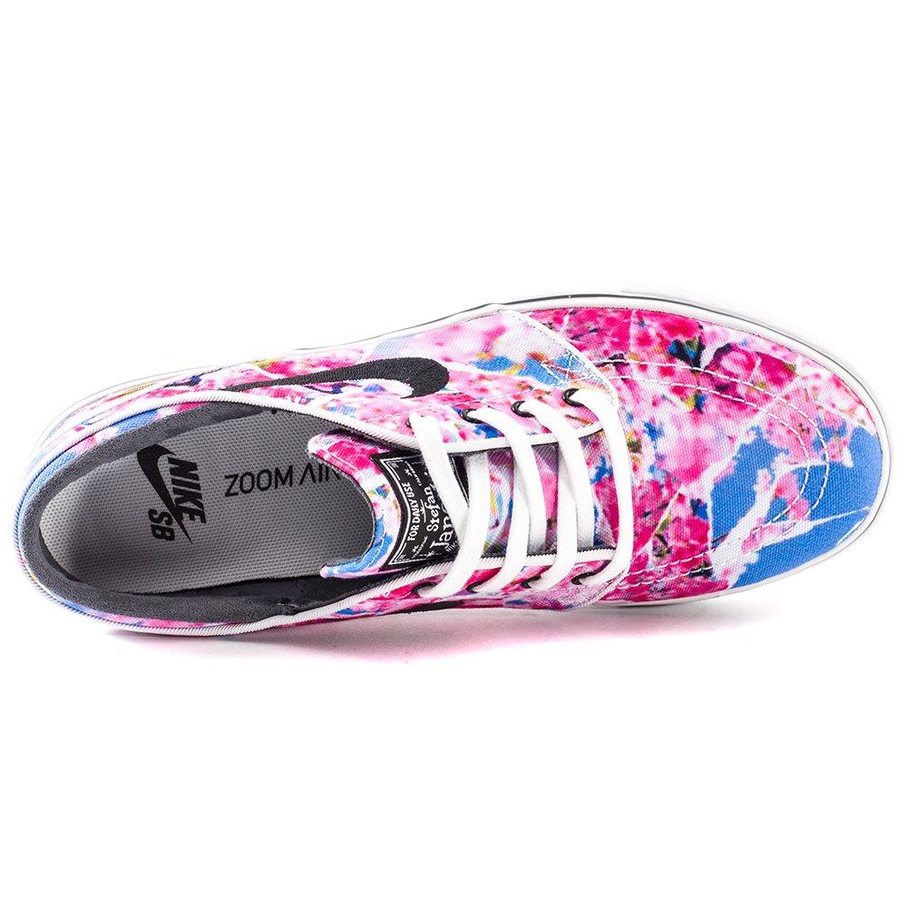 46cfeeeb792 Zapatillas NIKE Zoom para hombre Stefan Janoski Skate Dynamic Pink   Black    White   Gum   Light Brown