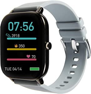 NDur Smart Watch, Fitness Tracking 24/7 Heart Rate Monitor, Activity Tracker with 1.3