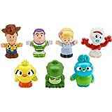玩具总动员 GFD12 Fisher-Price Little People 4 人物套装