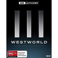 Westworld: Season 3 (4K UHD + Blu-ray)