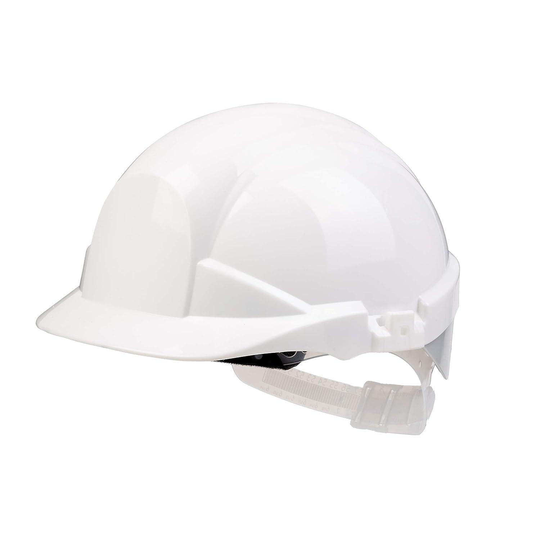 Centurion Reflex Safety Helmet Blue C//W Orange Rear Flash Blue