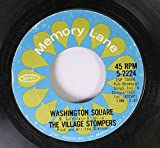 The Village Stompers 45 RPM From Russia With Love / Washington Square