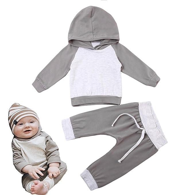 Amazon.com: itfabs recién nacido bebé Niños Niñas Ropa ...