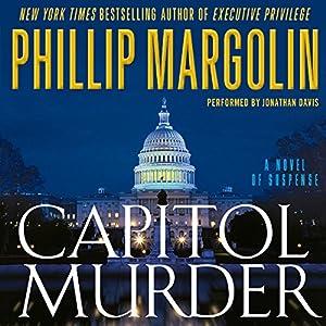 Capitol Murder Audiobook