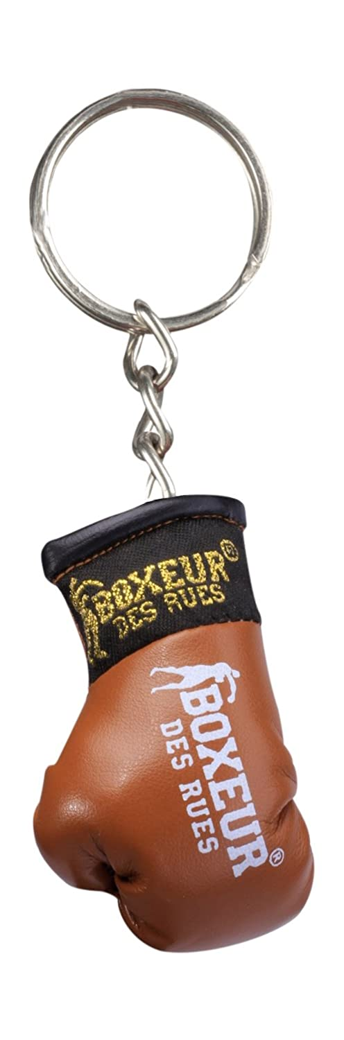 Boxeur Des Rues Fight Activewear Glove Keyring Camouflage Taglia Unica