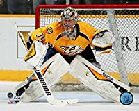 "Pekka Rinne Nashville Predators 2014-2015 NHL Action Photo (Size: 8"" x 10"")"