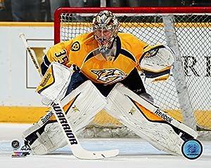 "Pekka Rinne Nashville Predators 2014-2015 NHL Action Photo (Size: 8"" x 10"")"