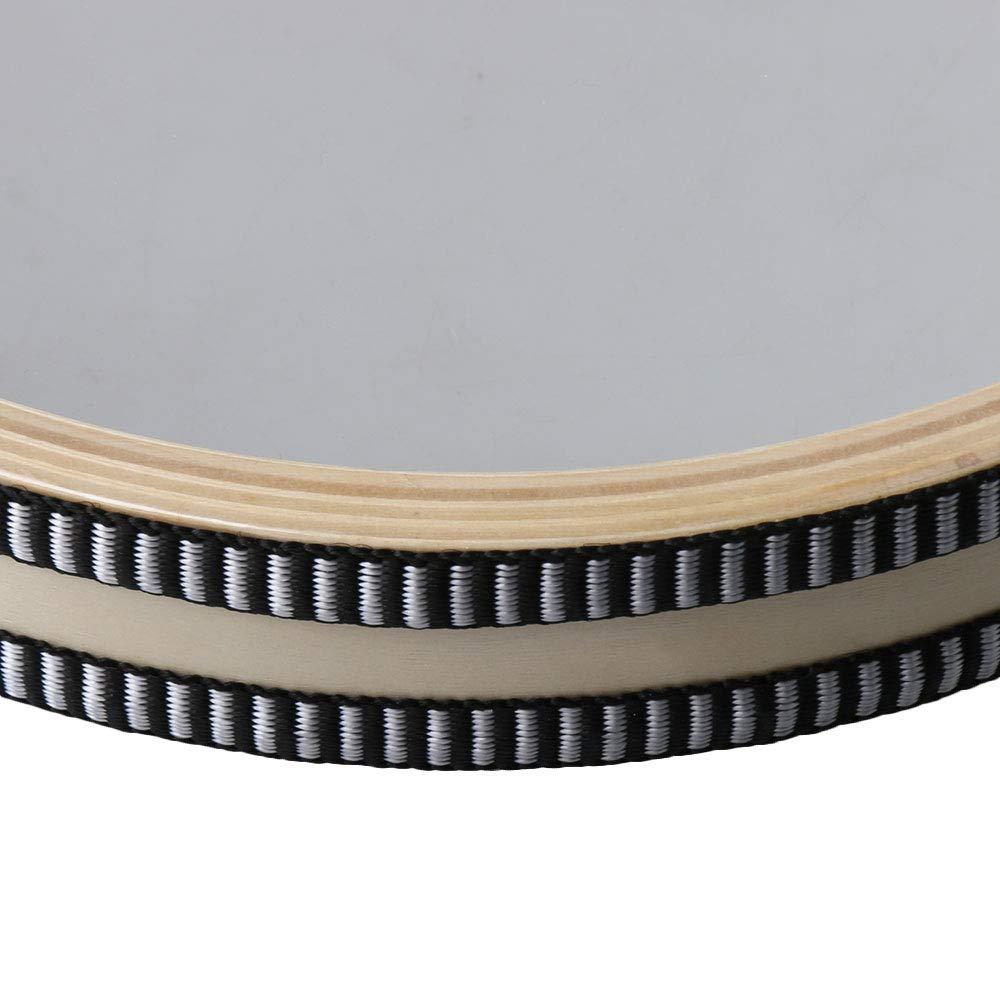 Percusi/ón para instrumentos musicales de percusi/ón para ni/ños 25,4 cm BQLZR