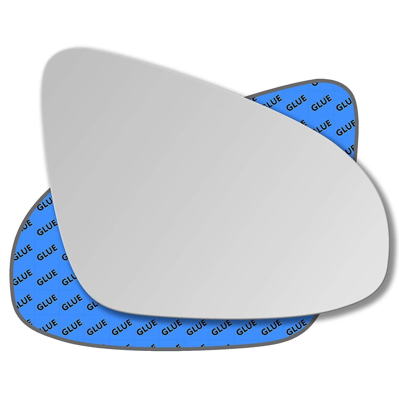 HIGHTECPL 0588RS Rechts Beifahrerseite Spiegelglas Au/ßenspiegel