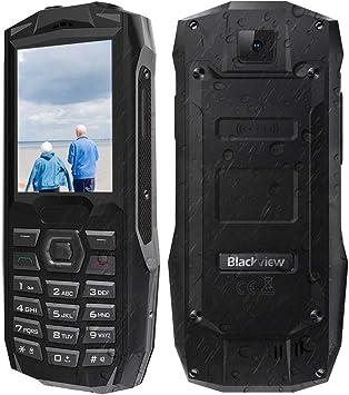 Blackview BV1000 - Teléfono Móvil Dual SIM de 2.4
