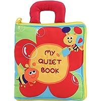 Libro Blando de Bebé Libro de tela