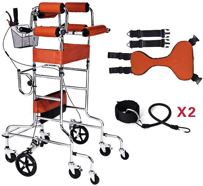 Amazon.com: Andador para adultos con doble soporte de axila ...