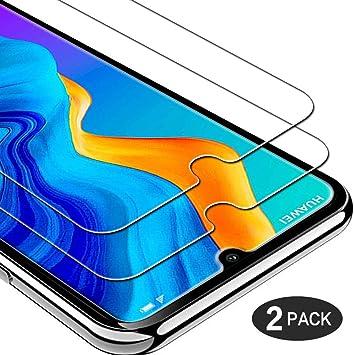 Casecool Protector de Pantalla para Huawei P30 Lite, Cristal ...