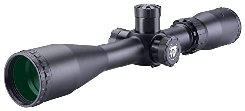 BSA Sweet 17 Rifle Scope (6-18x40 with Side Parallax Adjustment)
