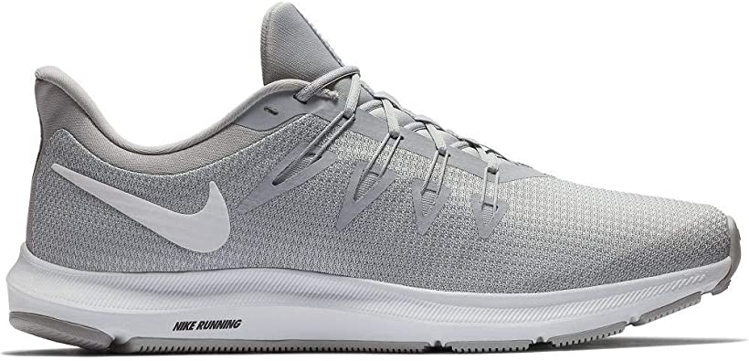 Nike Quest, Zapatillas para Hombre, Multicolor (Wolf Grey/White/Pure Platinum 010), 48.5 EU: Amazon.es: Zapatos y complementos