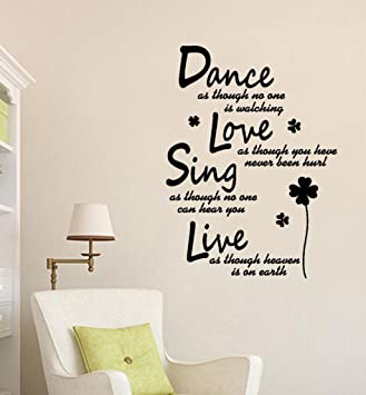 "7212b7bd8 Image Unavailable. Image not available for. Color  Gocheaper Wall Stickers  "" ..."