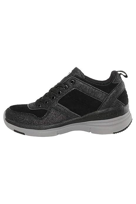 4bfdc3b269 FREDDY Sneakers Tacco Interno di 6 CM Glitter: Amazon.it: Scarpe e borse