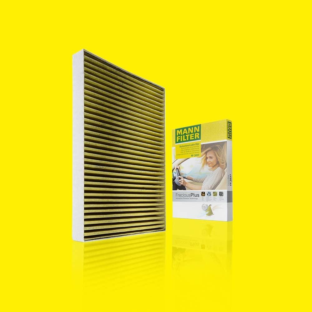 UFI Filters 54.101.00 Filtro Aria Abitacolo ai Carboni Attivi