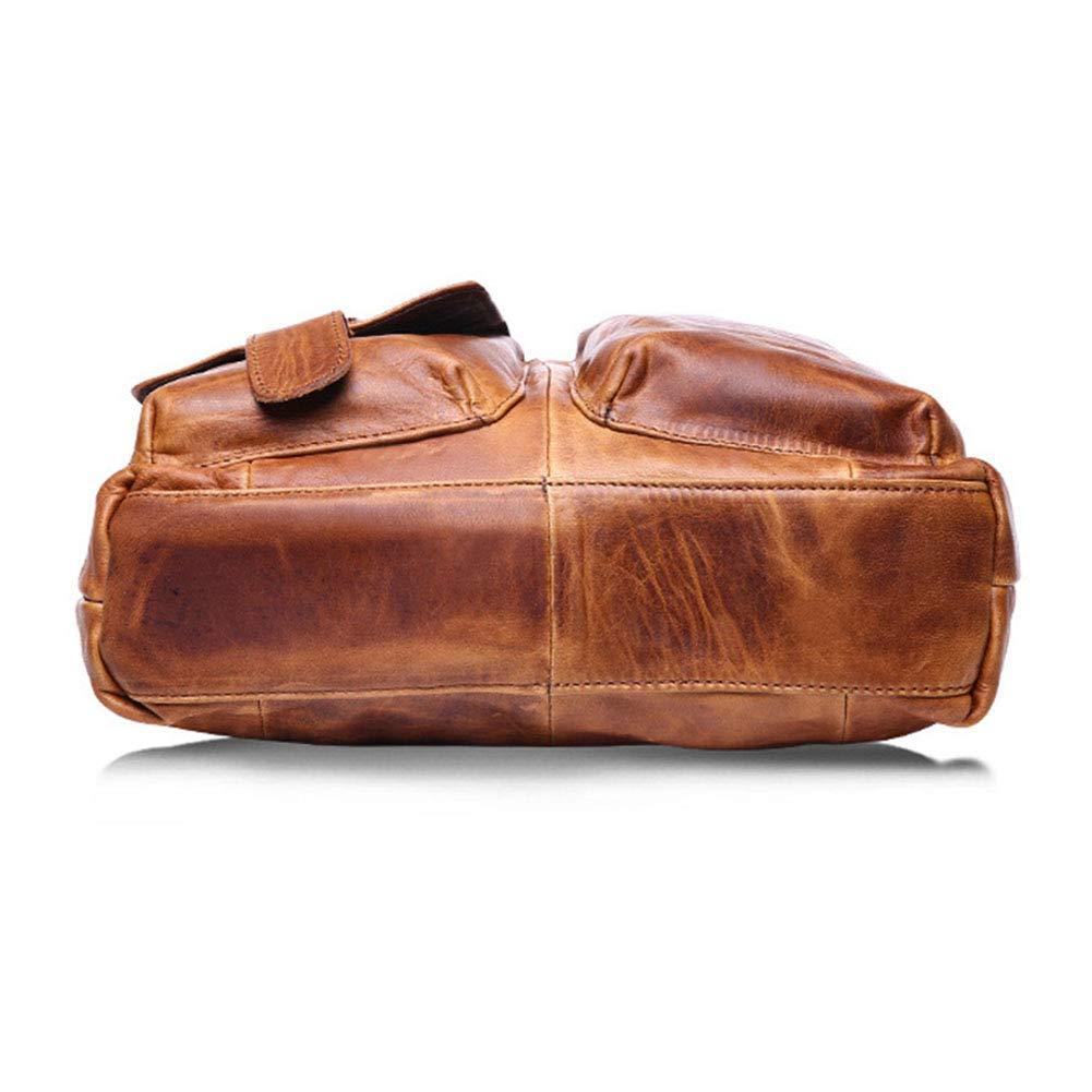 dc252c1f56af Amazon.com: HWX New Leisure Vintage Hand-held Satchel Briefcase ...