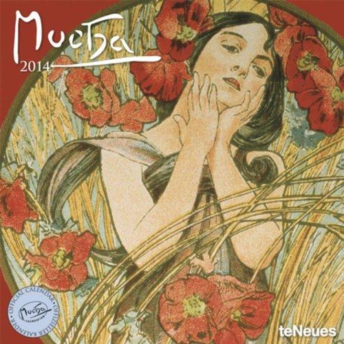 Alphonse Mucha - 2014 Calendar