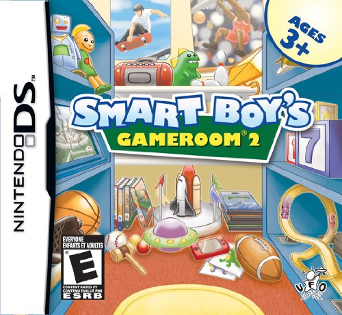 Smart Boys Game Room 2 - Nintendo DS by Tommo